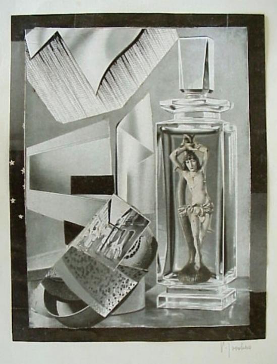 Paul Joostens - Martyre dans la Bouteille, n.d.