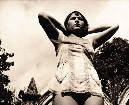 Juan Crisóstomo Méndez Ávalos, From Série Nudes In Puebla, 1926