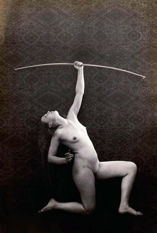 Albert Arthur Allen- The Archer 1913, Oakland, California.