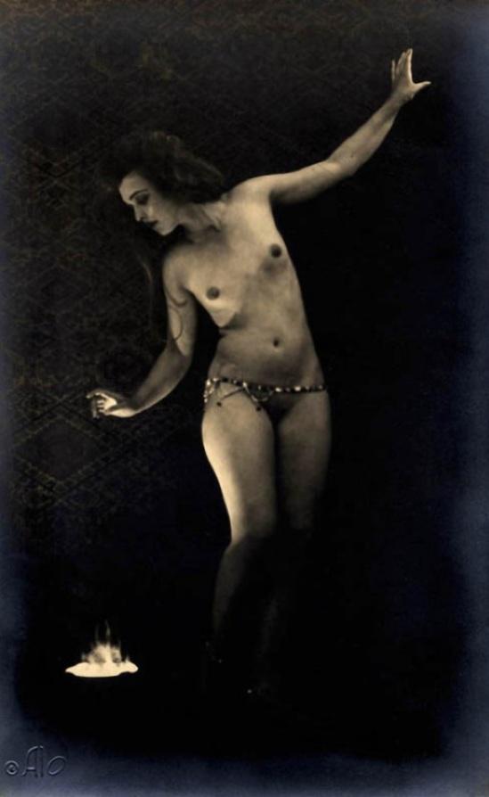 Albert Arthur Allen- The Fire Bow,1917