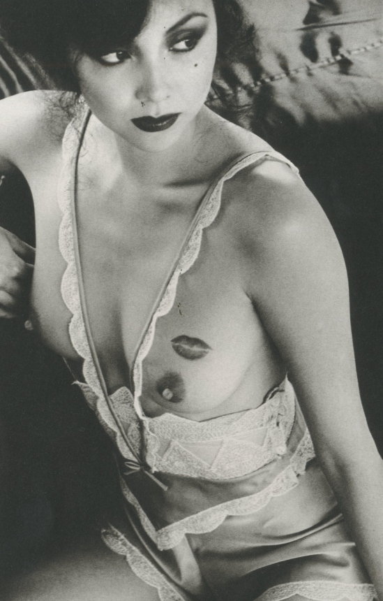 Bavid Bailey-  Marie Helvin, 1970s