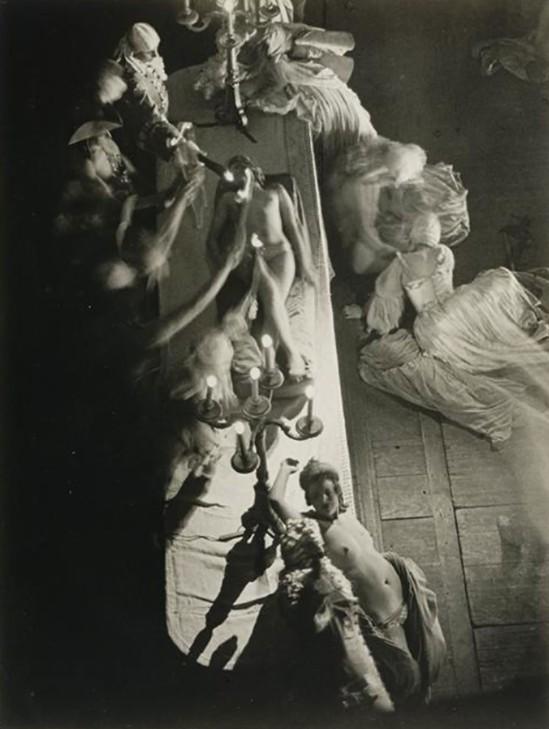 Brassaï- Folies Bergères,c.1930-1932