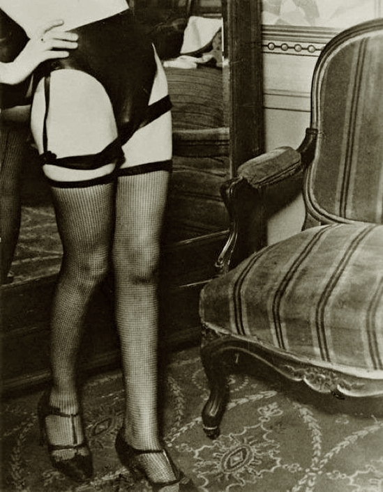 Brassaï, La Casque de Cuir, 1932