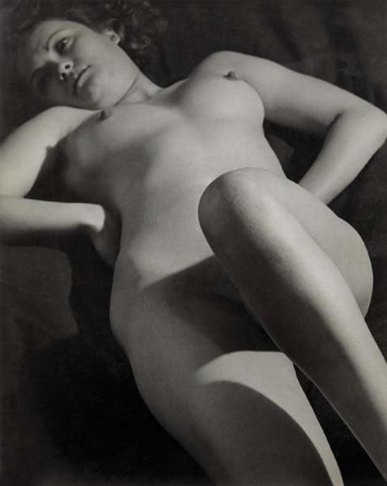 Brassaï - Nude, 1933