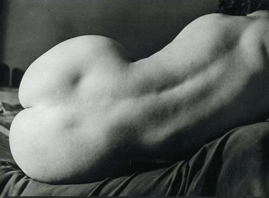 Brassai~Nu 101,1934