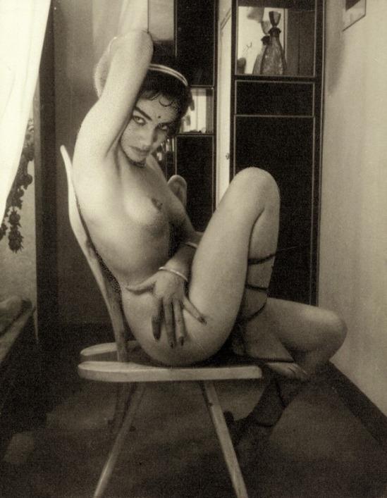 Carlo Mollino- Photographs 1956  image courtesy museo casa mollino 9