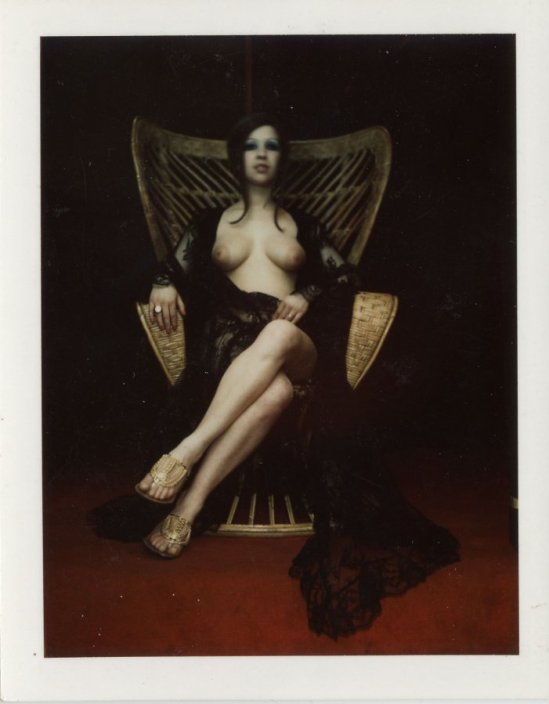 Carlo Mollino-Untitled polaroid-1962-73