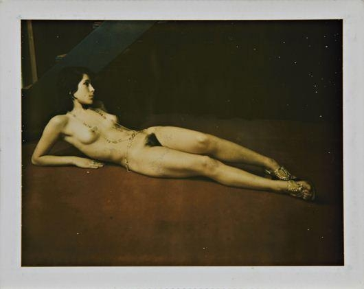 Carlo Mollino-Untitled polaroid-1962-73.