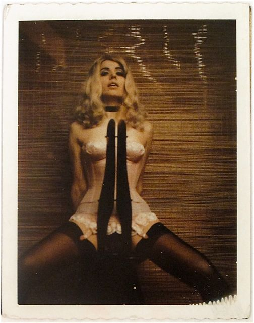 Carlo Mollino-Untitled polaroid-1962-73 .
