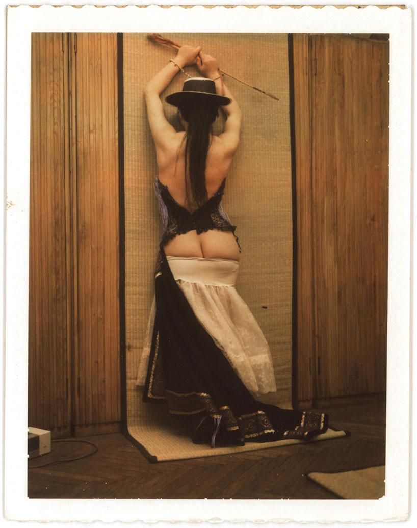 carlo mollino, untitled polaroid, 1962-73 image courtesy museo casa mollino 1
