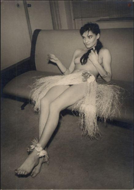 Carlo Mollino- Photographs 1950s image courtesy museo casa mollino