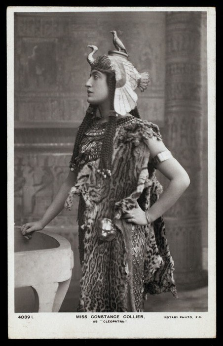 Constance Collier as Cleopatra in Antony and Cleopatra , 1906