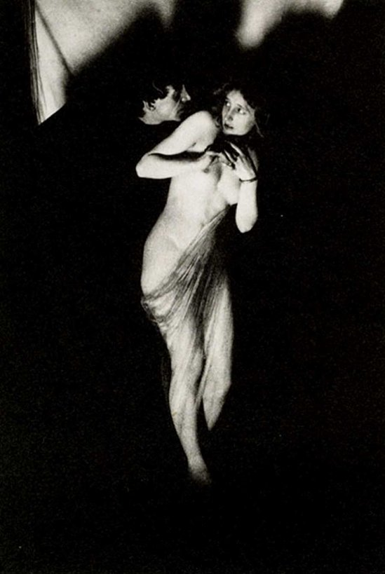 Lejaren A Hiller Devotion - Photogravure , 1915