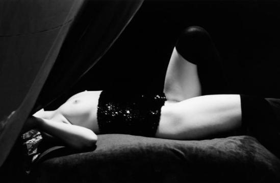 Eliane Excoffier- série obscures 2006