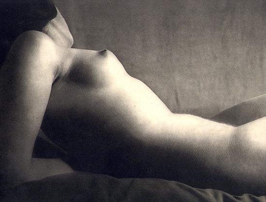 Brassai-Nu, Paris, 1948
