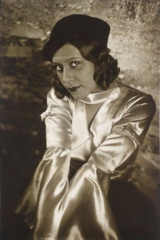 Heinz Hajek-Halke – Portrait of Katharina Berger,  1932