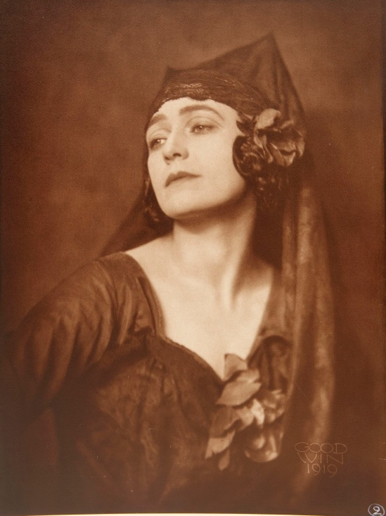 Henry B. Goodwin Portrait Jenny Hasselquist 1919