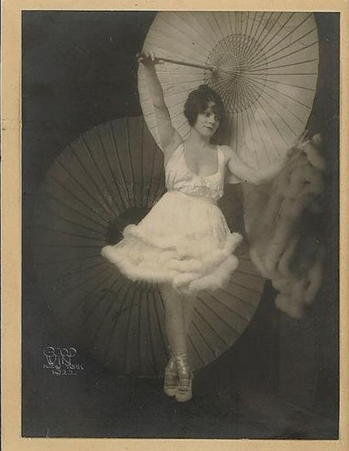 Henry Buergel Goodwin- ballerina, 1922