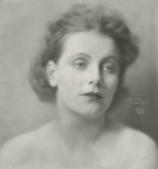 Henry Buergel Goodwin- Greta Garbo,, 1926