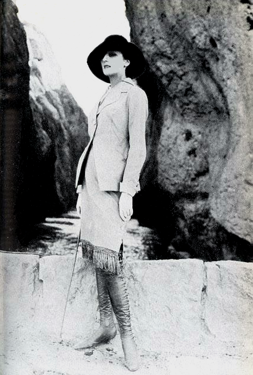 Ida Bubinstein, 1930