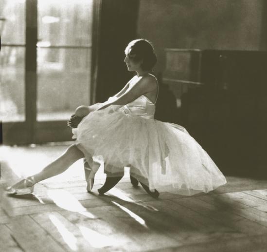 James Abbe- Ida Rubinstein, 1921