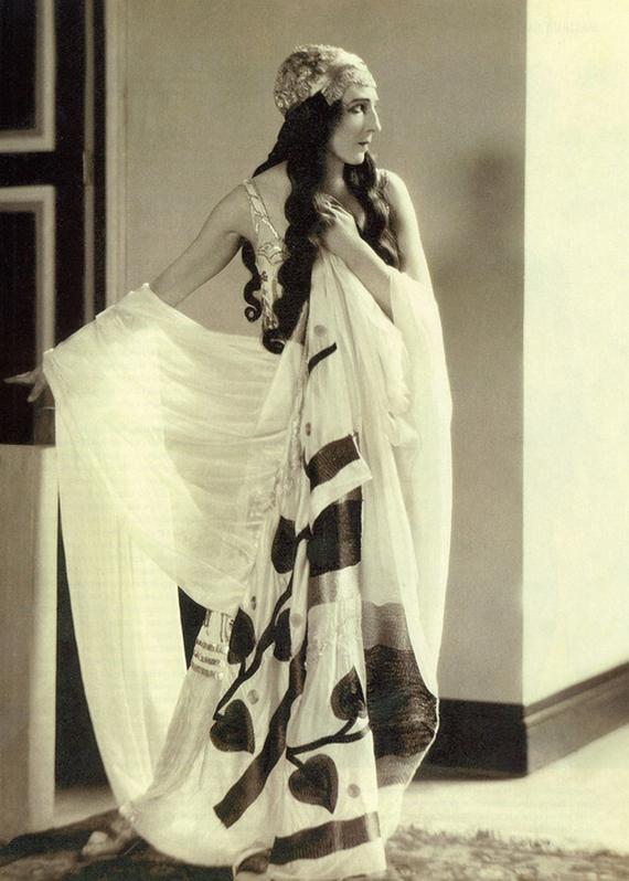 James Abbe- Ida Rubinstein- Abbe Phaedre, 1923
