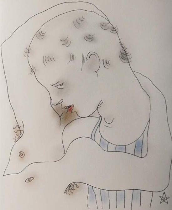 Jean Cocteau- Le Livre Blanc, Paris, Éditions du Signe, 1930