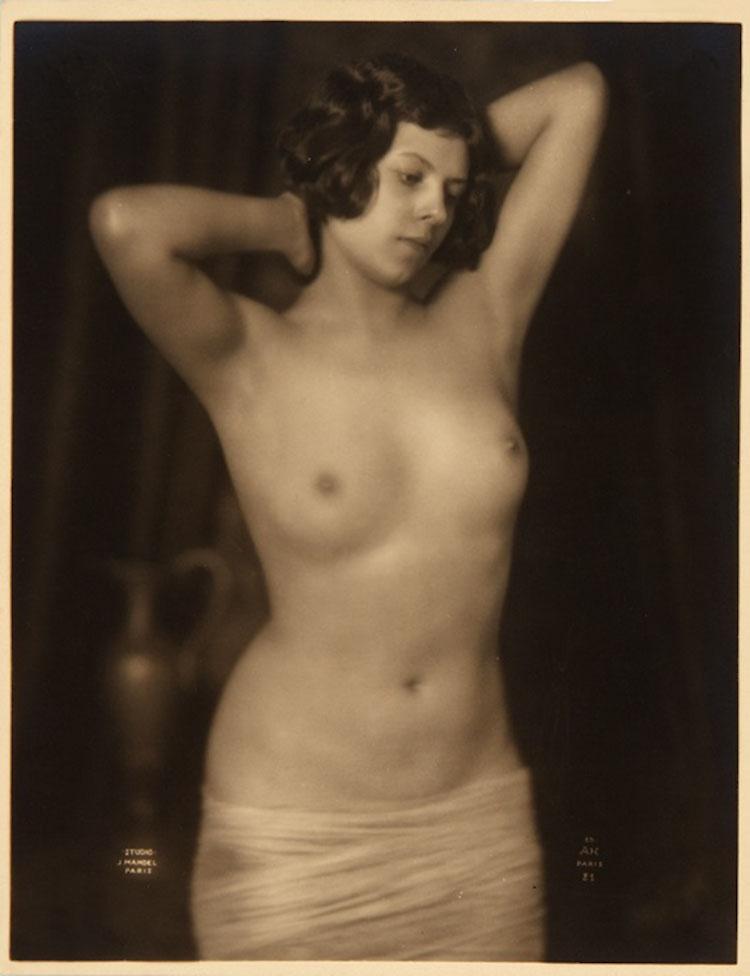 Julien Mandel  - Nue Féminin 1920s