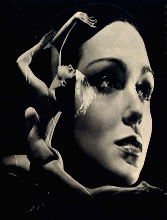 Lejaren A Hiller - Double exposure, 1930s