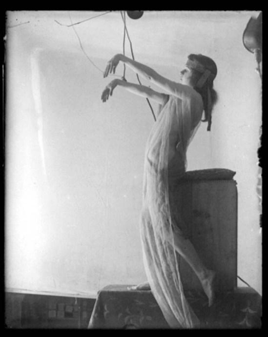 Lejaren A.Hiller -Untitled- 1915-20s