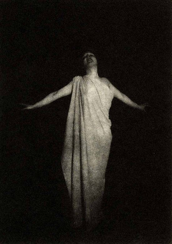 Lejaren A Hiller -In Arcady By Moonlight - 1915 [Photogravure ]