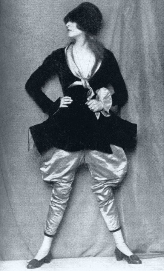 Madame d'Ora- Anita Beber,as a Spanish Dandy in Caprice Espagnol. , 1922