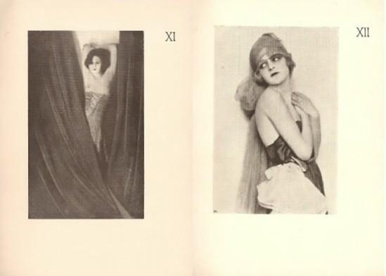 Madame d'ora - photography for Dances of Vice, Horror, & Ecstasy written and danced, by Anita Berber & Sebastian Droste, 1923