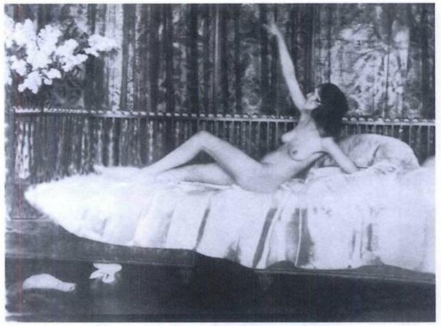 Romaine Brooks,Ida Bubinstein, 1911-12