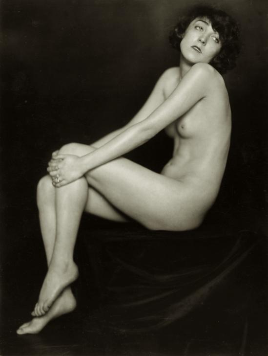 Trude Fleischmann, Aktstudie, Wien 1925 - Copie