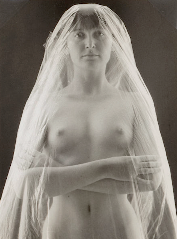 Ruth Bernard- Bride II, 1968