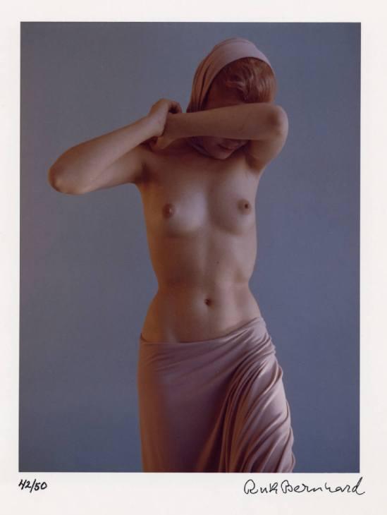 Ruth Bernard- Golden Light, 1960