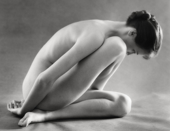 Ruth Bernhard- Folding, 1962