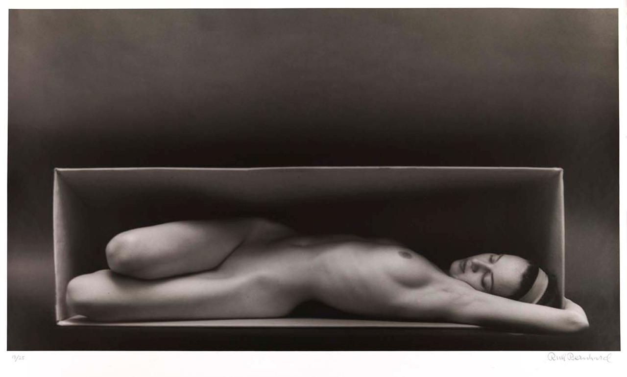 Ruth Bernhard. In the Box, 1962.