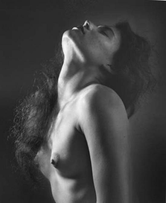 Ruth Bernhard- Neck Study, 1958