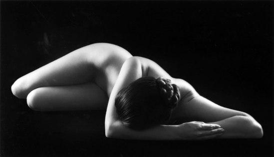Ruth Bernhard - Perspective II, 1967