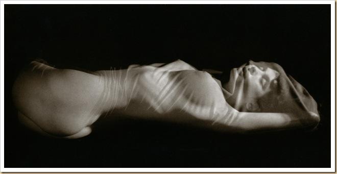 Ruth Bernhard- Silk, 1968
