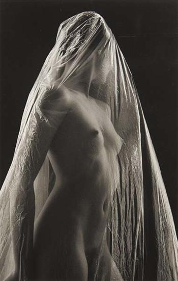 RUTH BERNHARD -Transparent, 1968 [Gelatin silver print, printed later]