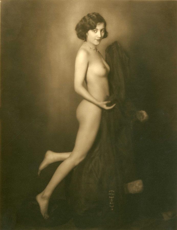 Studio Julian Mandel- Nu, 1920 ed° A. Noyer