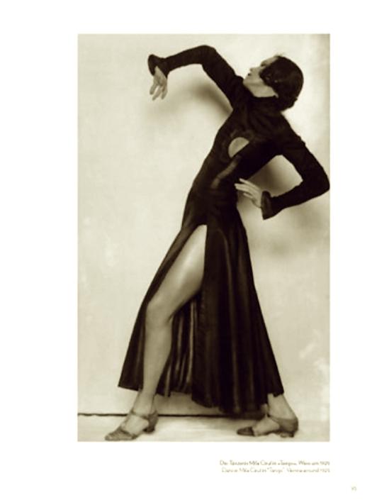 Trude Fleischmann - Die Tänzerin Mila Cirul, Wien, 1928