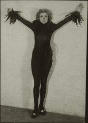 Trude Fleischmann - Margarethe Köppke as Lulu in Frank Wedekinds ,Erdgeist, 1930s