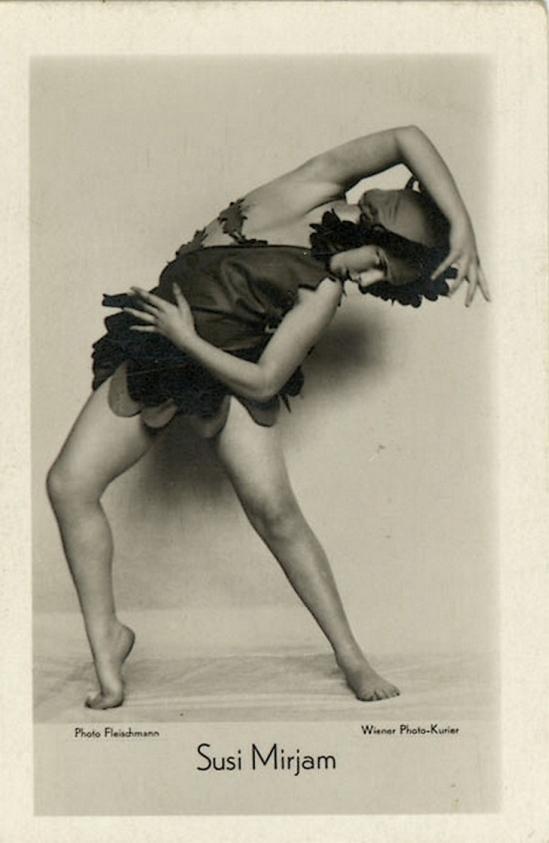 Trude Fleischmann -Susi Mirjam, 1925