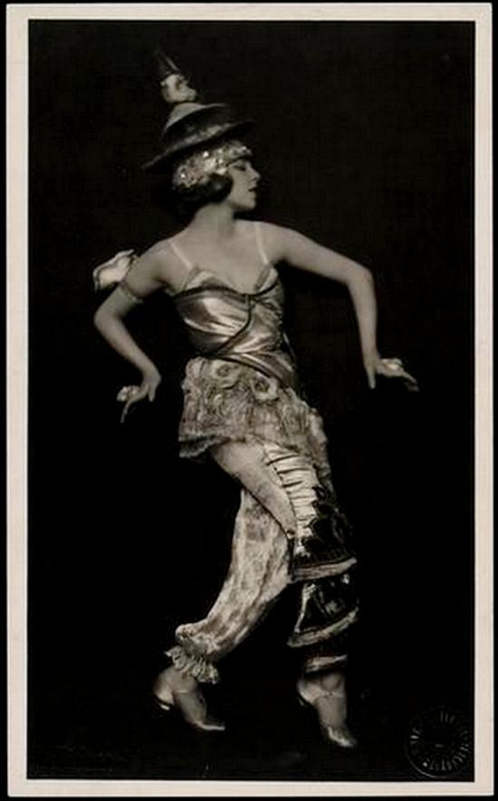 Trude Fleischmann - The dancer Tilly Losch, Vienna, 1922-25