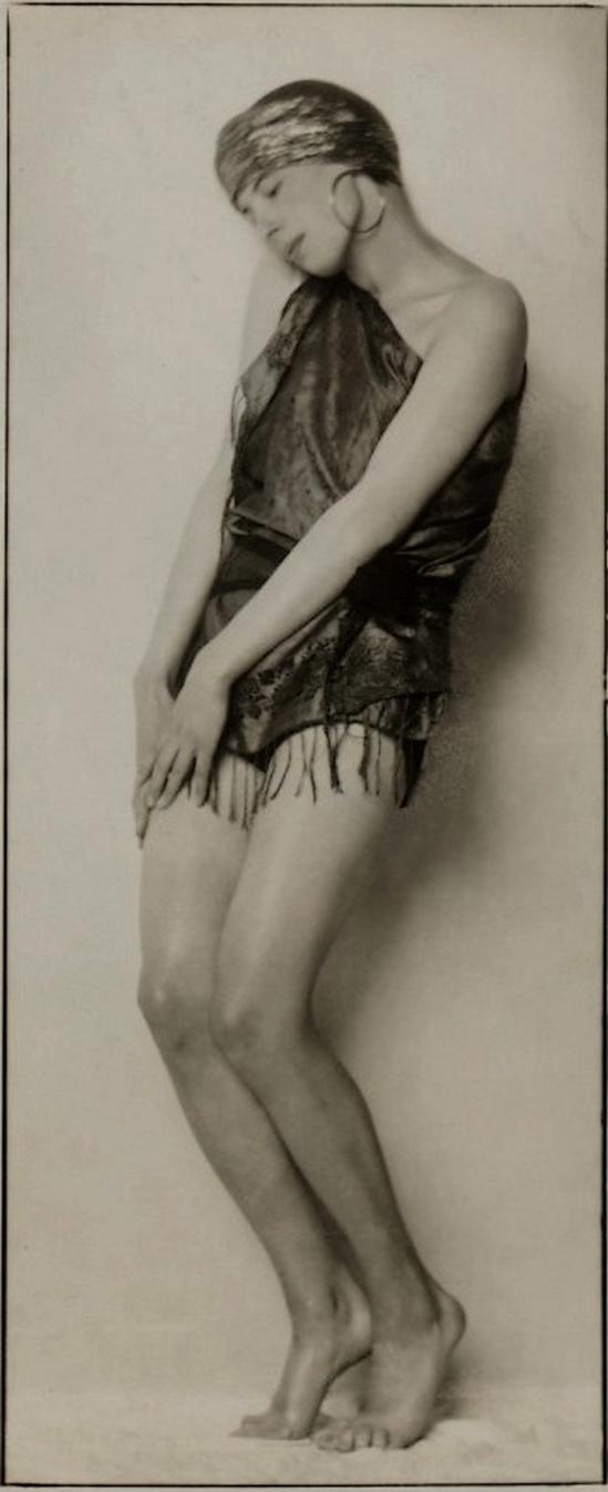 Trude Fleischmann - The dancer Tilly Losch, Vienna, 1929