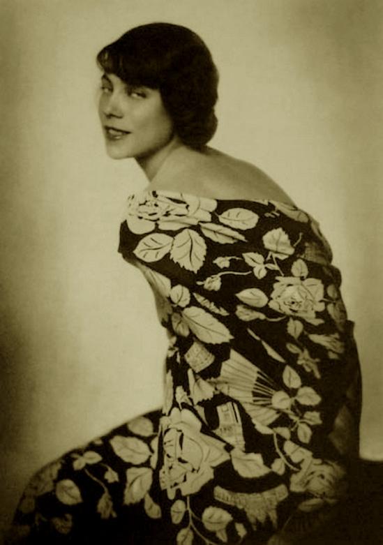 Trude Fleischmann- Tilly Losch , 1925